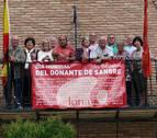 Cintruénigo y Tudela celebran el Día Mundial del Donante de Sangre