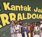 A la venta las entradas del espectáculo de Ene Kantak en el Navarra Arena