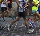 Solidaridad deportiva en la EDP San Fermín Marathon