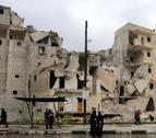 La vida entre los escombros en Alepo a la espera de una reconstrucción imposible