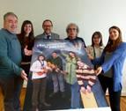 Amaia Romero protagoniza la campaña de captación de voluntariado de ANFAS