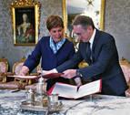 El acuerdo de Navarra con la Fundación La Caixa incluye 14 millones para 2018