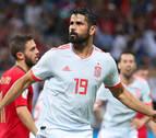 Costa se comió a Pepe en su reencuentro y cerró el debate del '9'