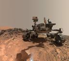 La NASA encuentra la tormenta perfecta para investigar en Marte