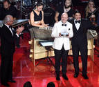 El rey de Suecia entrega a Metallica el Polar Prize, el llamado Nobel de la Música