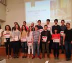 Reconocimiento a los alumnos navarros premiados en las Olimpiadas del Saber
