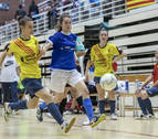El Txantrea no pudo ascender a la Primera División del fútbol sala femenino