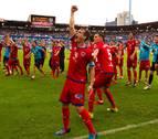 Osasuna quiere al jugador del Numancia Iñigo Pérez