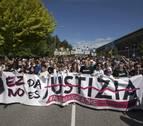Anulada la cesión de una carpa para un acto en apoyo a los jóvenes de Alsasua