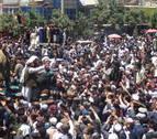 Al menos 20 muertos en un atentado suicida al este de Afganistán