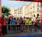 Las cinco carreras de la EDP San Fermín Marathon, en directo