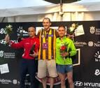 Andrew Mcleod y María Velázquez, los más rápidos en la 'Fiesta' (10,7 kms)