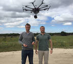 CO2 Revolution, reforestar a golpe de dron con semillas inteligentes