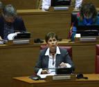 Barkos, dispuesta a la eliminación de aforamientos en Navarra
