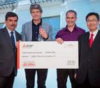 Estudio Ros de Tafalla recibe en Madrid el Premio 3 Diamantes