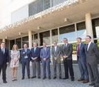 Campus Iberus presenta su proyecto a los gobiernos de tres comunidades