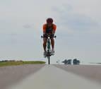 El reto de Javier Iriberri: la música que hace aguantar todas las horas sobre la bici
