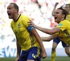 El VAR da la victoria a Suecia ante Corea