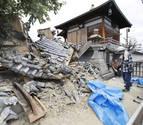 Un terremoto de magnitud 6,1 en Japón deja tres muertos y más de 200 heridos