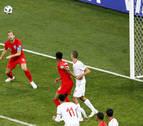 Un gol de Kane en el descuento da la primera victoria a los 'pross'