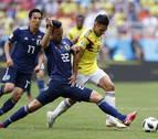 Japón vence a Colombia 1-2