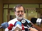 Rajoy celebra la sentencia de la Gürtel: