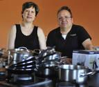 Echa a andar en Olite un espacio de formación en cocina para escolares