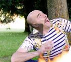 Agenda cultural de Navarra en vídeo: ¡batalla en Lácar!