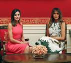 Desencuentro entre Felipe VI y Letizia en la Casa Blanca por una