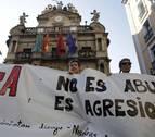 El Ayuntamiento de Pamplona recurrirá la libertad provisional de 'La Manada'