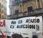 El Ayuntamiento presenta un recurso ante el auto de libertad provisional de La Manada