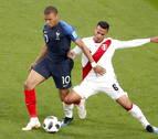 Francia se clasifica para octavos y deja fuera a Perú