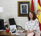 """Carmen Alba: """"Con el Gobierno de Barkos hemos tenido diferencias"""