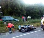 El 23% de los fallecidos en accidente de tráfico en Navarra es motorista, según Formaster