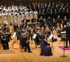 El Orfeón Pamplonés participará en un concierto en homenaje a Montserrat Caballé