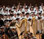 El Orfeón Pamplonés ofrece un concierto el jueves en el Auditorio Nacional