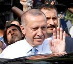 Erdogan se declara vencedor de las elecciones presidenciales en Turquía