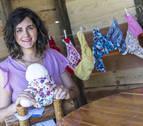 Pañales de tela, una alternativa al plástico, para la piel y el bolsillo