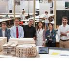 La feria ediFica acogerá a los alumnos de Arquitectura de la Universidad de Navarra