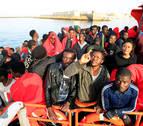 Rescatados 432 inmigrantes de 19 pateras en el Estrecho de Gibraltar