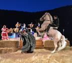 El espectáculo musical mexicano de Ayesa atrajo a más de 2.000 personas