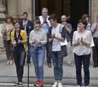 Parlamento de Navarra y Ayuntamiento de Pamplona se suman al día del orgullo LGTBI