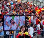 El Ayuntamiento de Barcelona impide poner una pantalla gigante para el España-Rusia