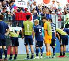Japón se queda a las puertas de marcharse del Mundial con un 'hara-kiri'