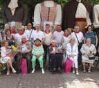 Barañáin, con sus mayores
