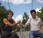 Amigó y Bidezarra, colgados por una Copa