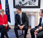 Pedro Sánchez acuerda con Merkel acoger a migrantes de Alemania