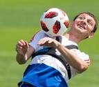 Rusia recupera a todos sus jugadores antes de enfrentarse a España