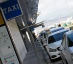 Dos detenidos en Pamplona acusados de agredir a un taxista