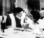 Tres películas en Pamplona para conocer las filias y fobias de Hemingway